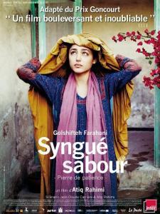 Affiche de Syngué Sabour
