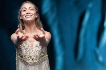Eleonora Abbagnato teatro coliseo buenos aires