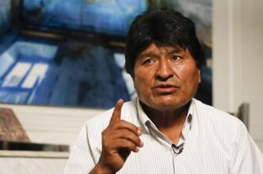 crisi bolivia evo morales figli argentina fernandez