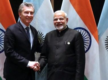 argentina macri india vietnam