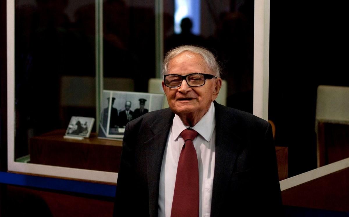 Morto Rafi Eitan, leggenda del Mossad