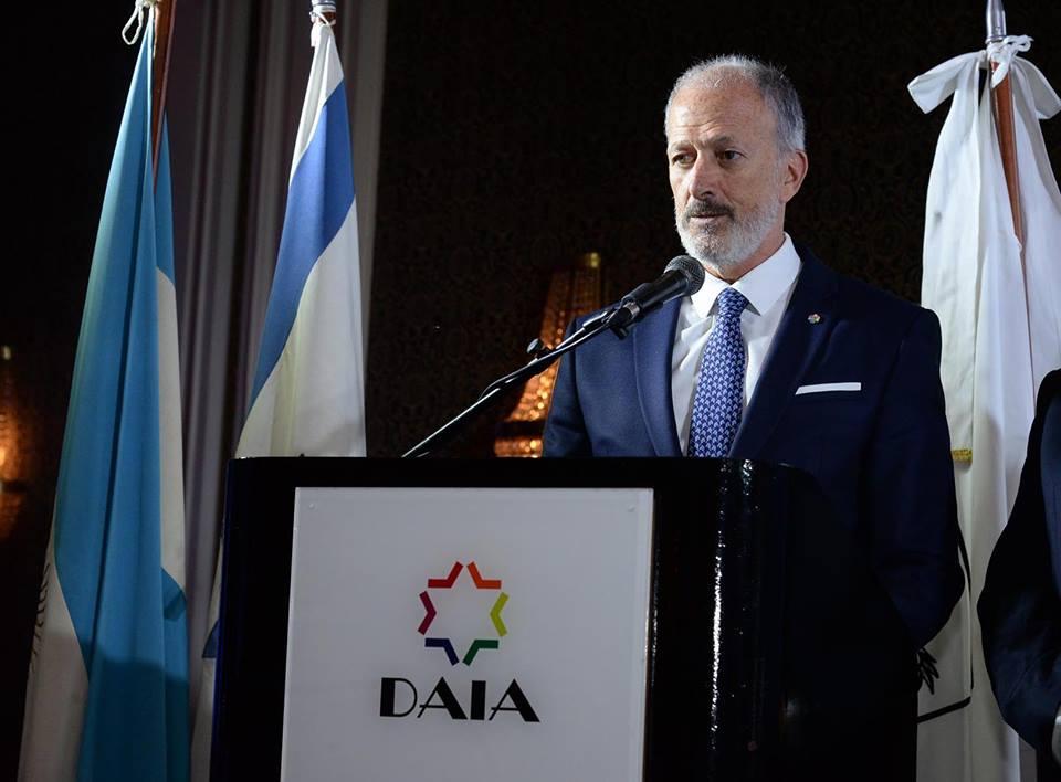 antisemitismo in argentina