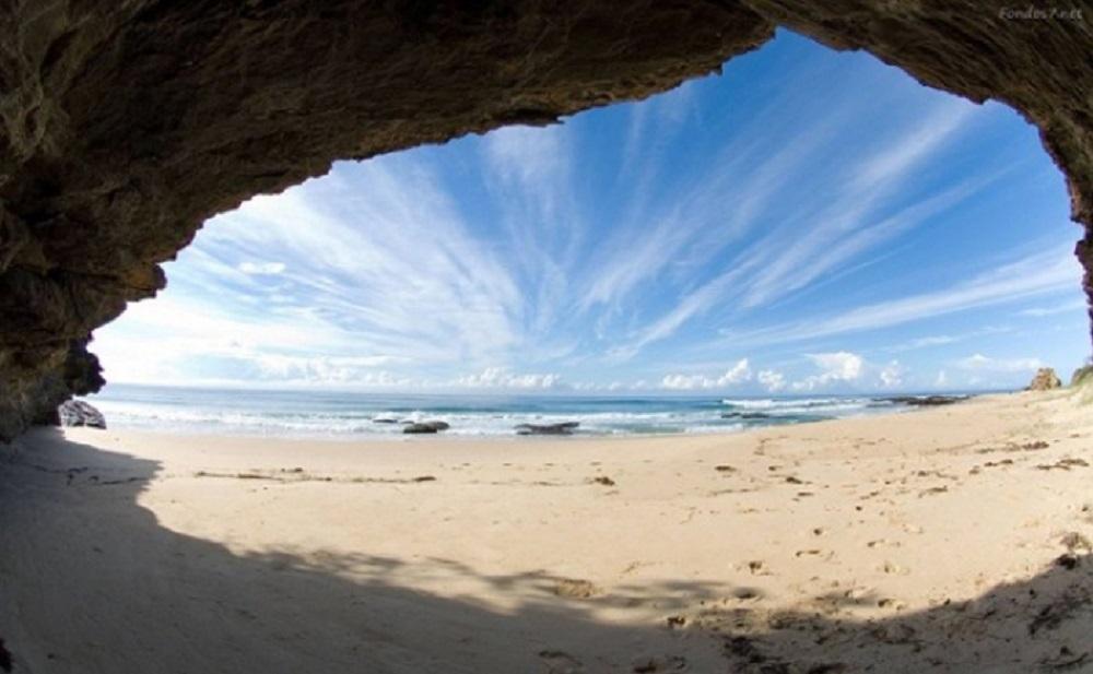 las grutas argentina spiagge