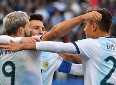 argentina uefa nations league