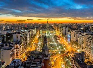 buenos aires Global City Power Index