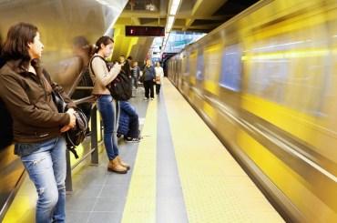 linee metro più affollate subte buenos aires urquiza linea a