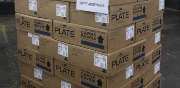 carne argentina export cina italia prezzo