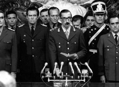 dittatura argentina bernardino osio