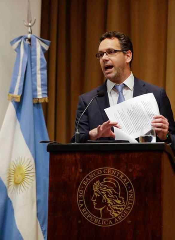 argentina economia debito titoli tesoro