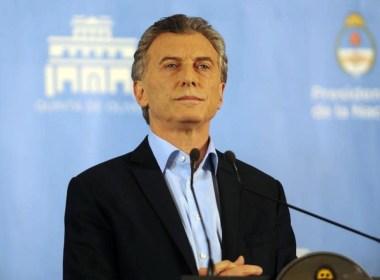 mauricio macri elezioni argentina 2019 vicepresidenza