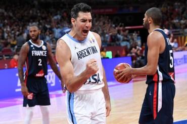mondiali di basket finale argentina