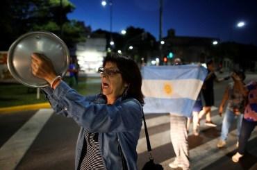 argentina recessione crisi 2019