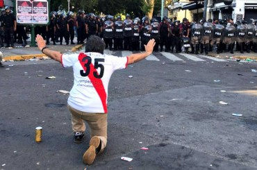 river plate boca juniors superclasico 1 settembre 2019 scontri sicurezza
