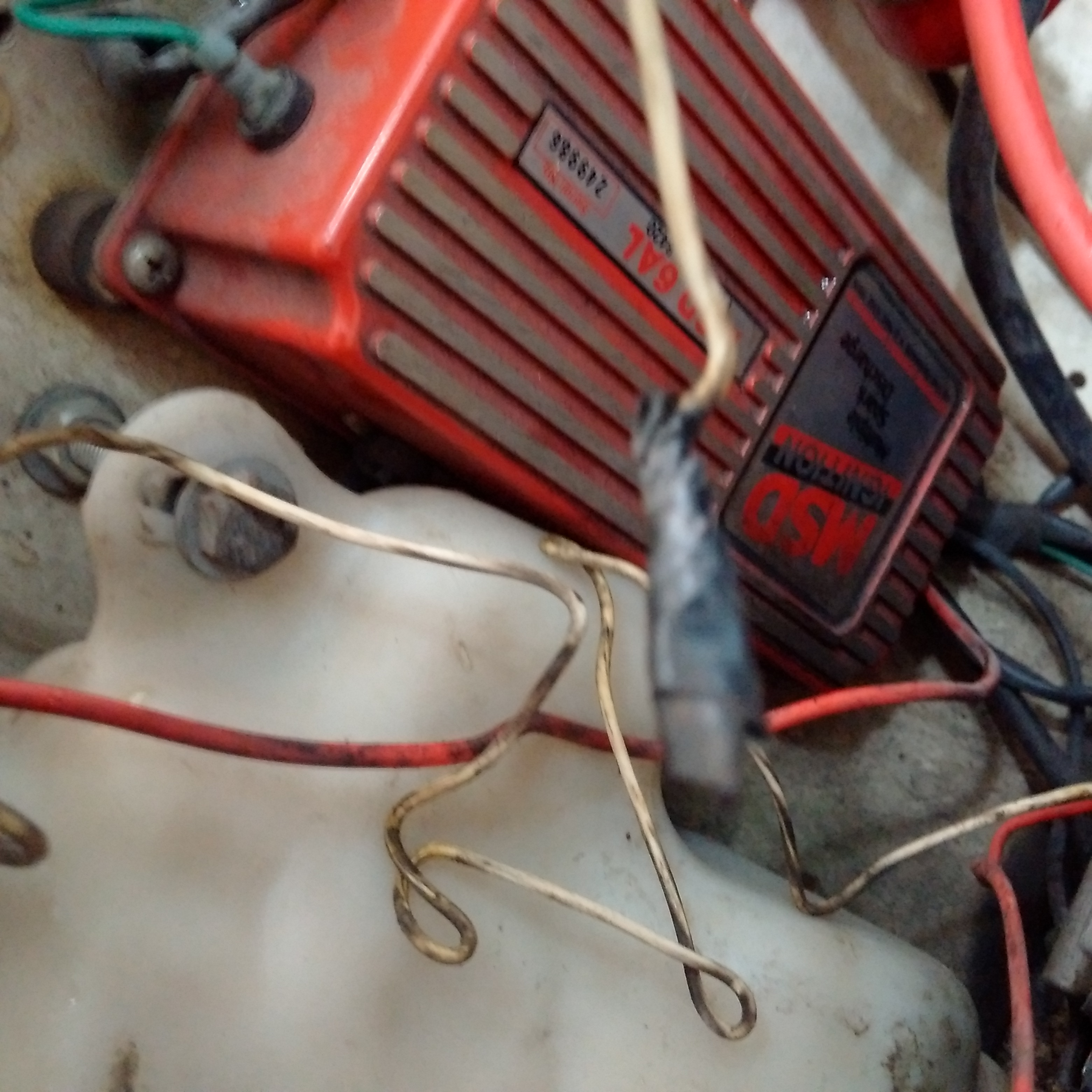 1974 Mustang Ii Engine Harness Replacement Programming Mustangs Wiring After Removing All The Electrical Tape From Wires I Found That A Good Majority Of Wire Was Corroded Connected Improperly And Completely Overused