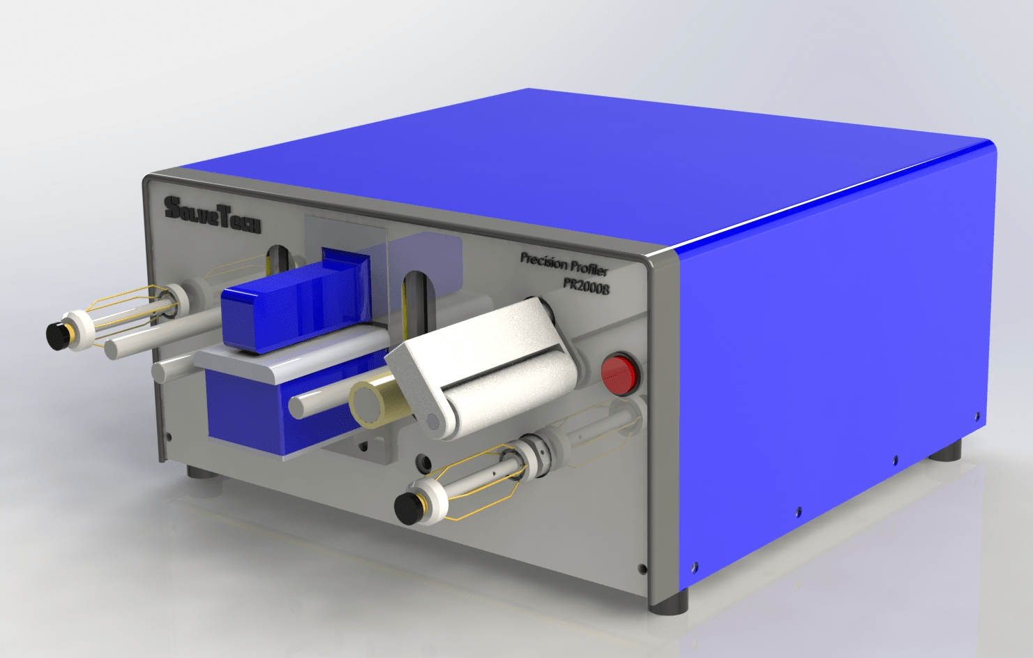 Laser Thickness Measurement In Midwest