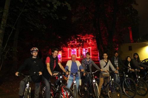 Bike tour to Südsee