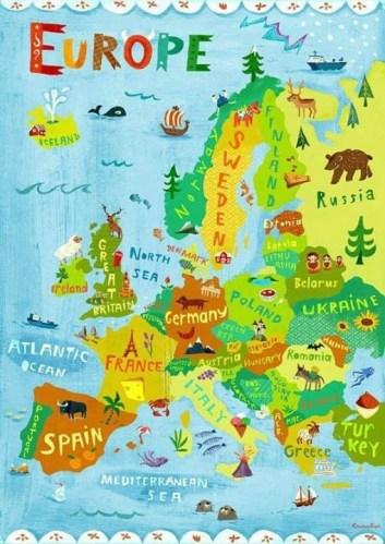 Europa Abend