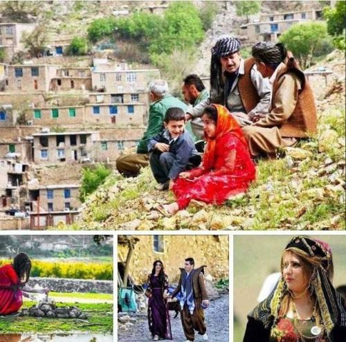 Kurdische Kultur