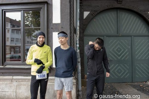 Braunschweig running days: Half-marathon 2019