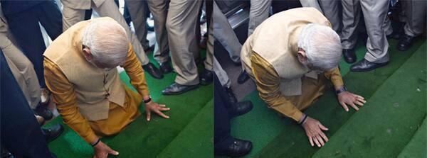 नरेंद्र मोदी 26 मई को लेंगे प्रधानमंत्री पद की शपथ