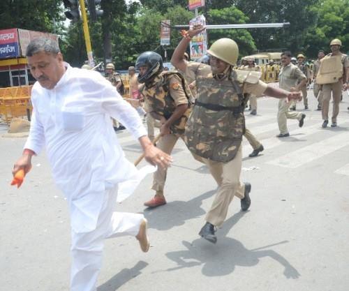 बगावत: शिवसेना से चुनाव लड़ सकते हैं पूर्व विधायक रामसेवक सिंह पटेल