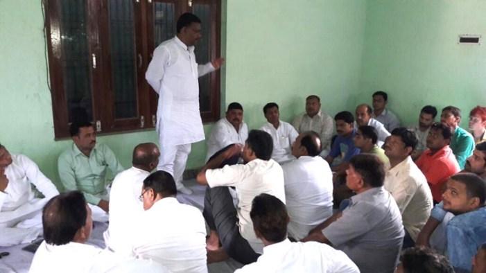 झूठे वादों से ठगी गई जनता भाजपा को सबक सिखाने को तत्पर है: आशीष