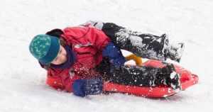 כאבים בגב התחתון בקרב ילדים