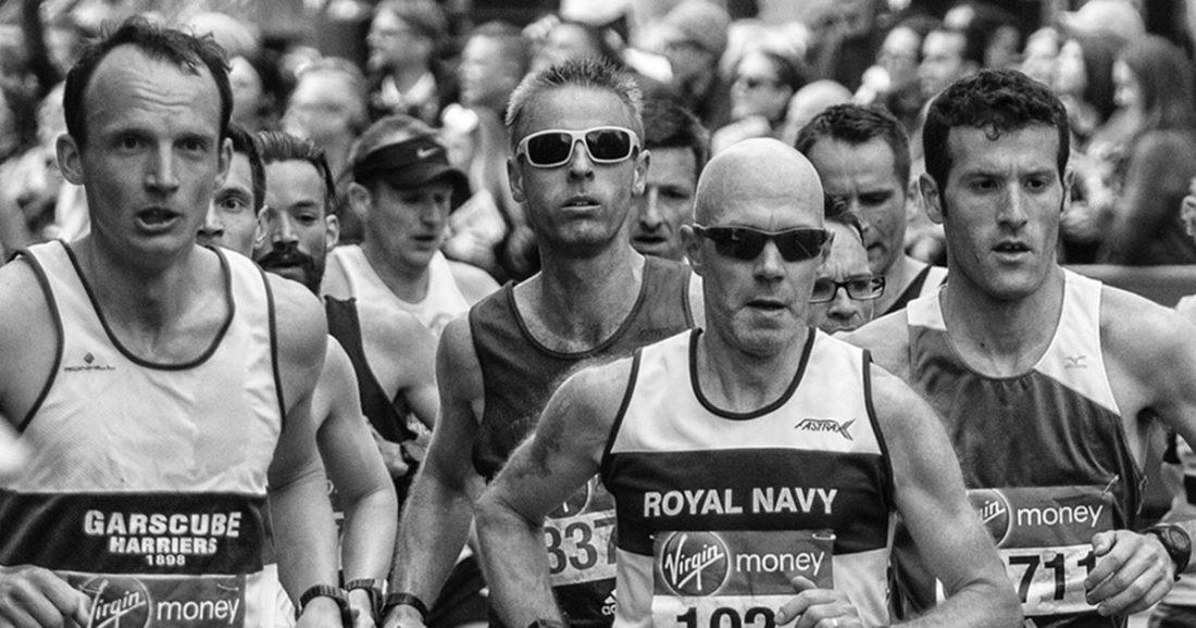 ריצת מרתון עלולה להזיק זמנית ללב