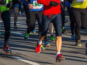 פציעות שכיחות הנגרמות בגלל ריצה