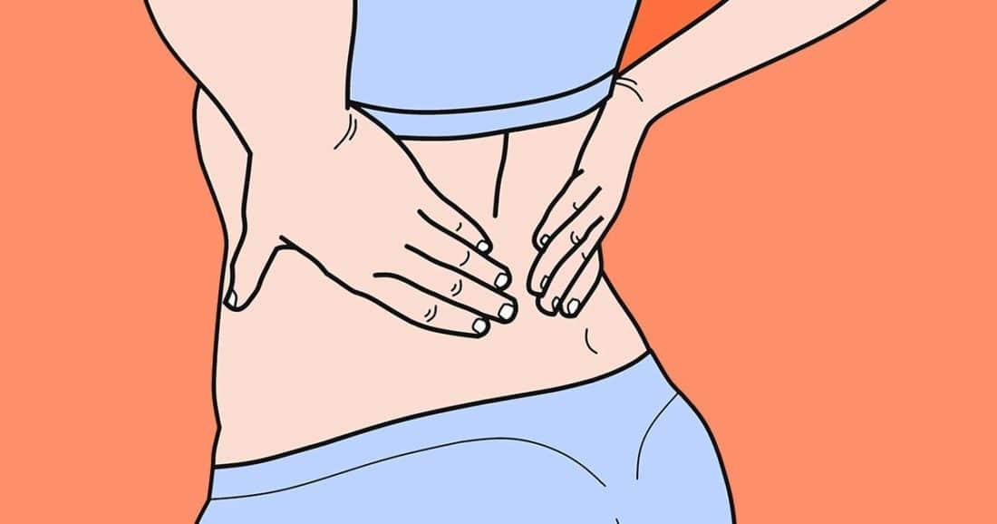 כאבי גב תחתון טיפול