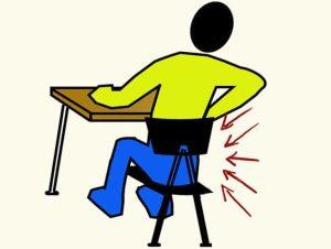 איך נכון להתנהג עם כאבים בגב