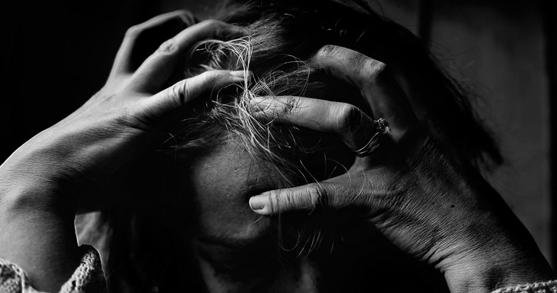 לחץ נפשי גורם להזדקנות מהירה