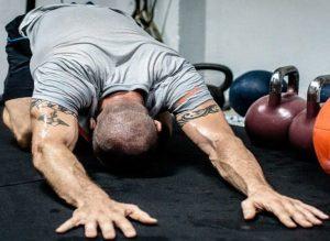 פעילות גופנית למניעת כאבי גב תחתון