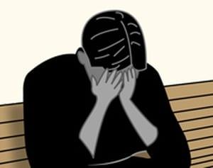 לחץ נפשי ודיכאון מסכנים את הלב