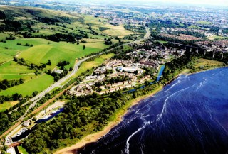 Aerial Photo of Old Kilpatrick