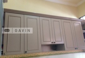 kitchen set klasik duco - gavin