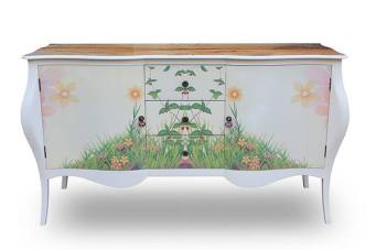 furniture vintage top rustic - gavin 003