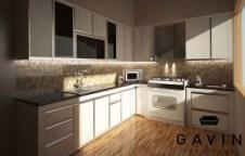 bikin kitchen set