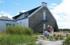 La maison de la petite mer de Gâvres