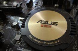 Asus Z97-A heatsink