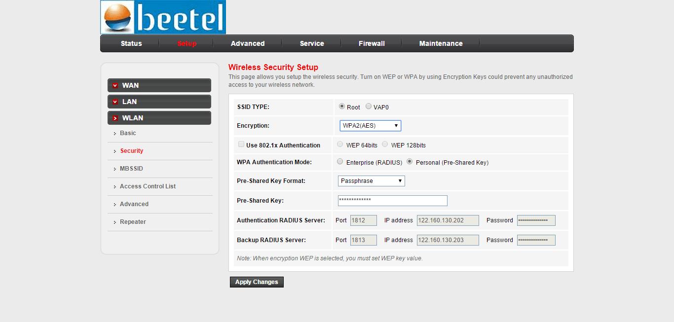 How to Unlock Airtel Beetel 450TC3 router ?