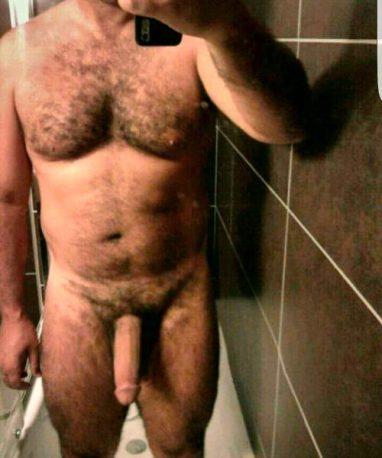Bon zob d'un bear rebeu