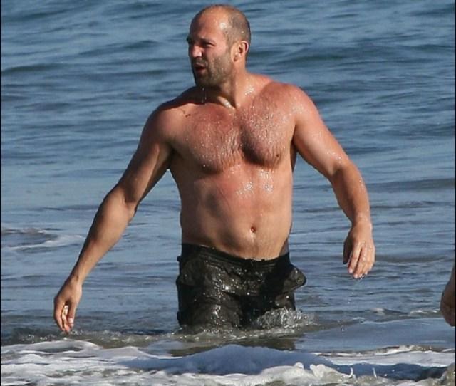 Jason Statham Nude Photo