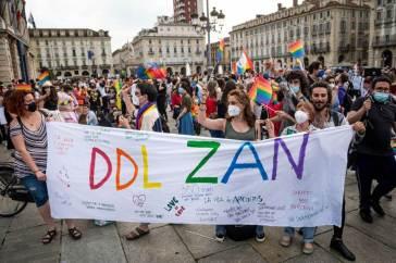 Il DDL Zan torna in Senato il 27 ottobre, è ufficiale