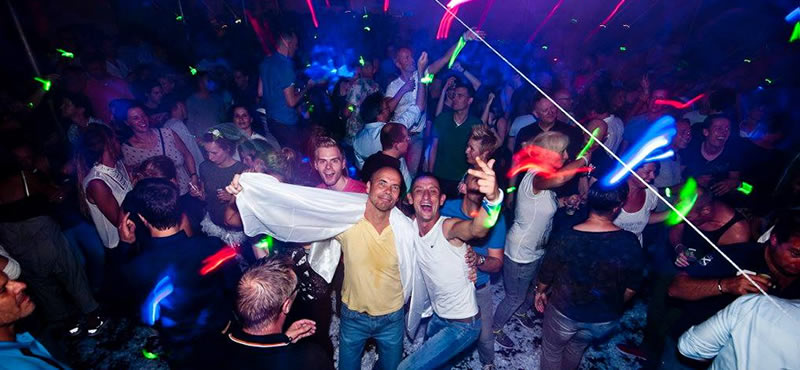 Danserette gay club Amsterdam