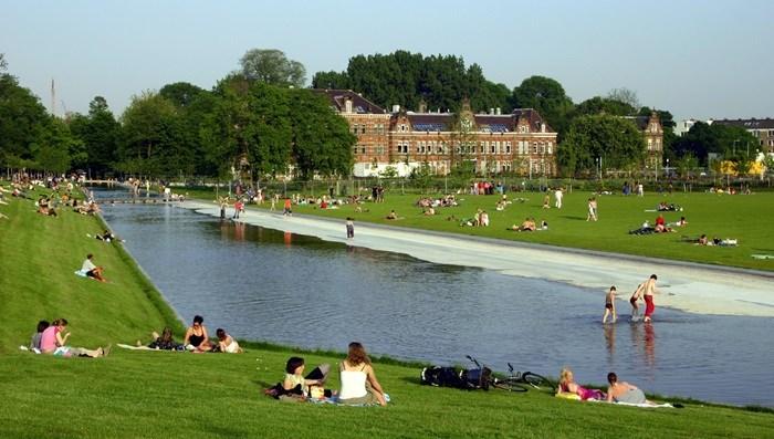 Discover Amsterdam's Parklife