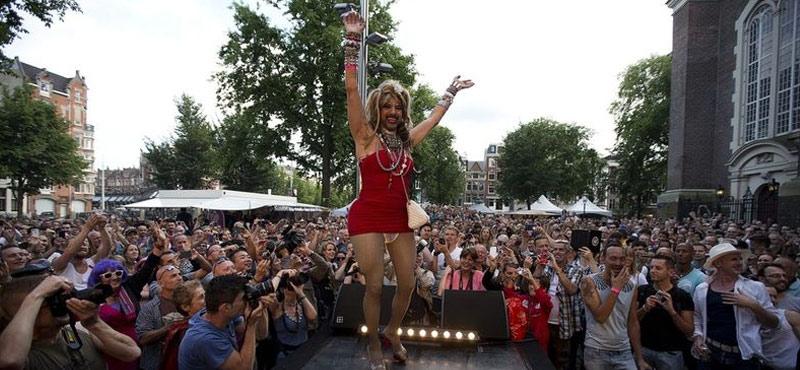 Amsterdam Drag Olympics