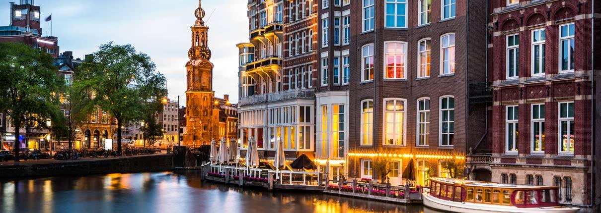 Amsterdam City Gay Guide