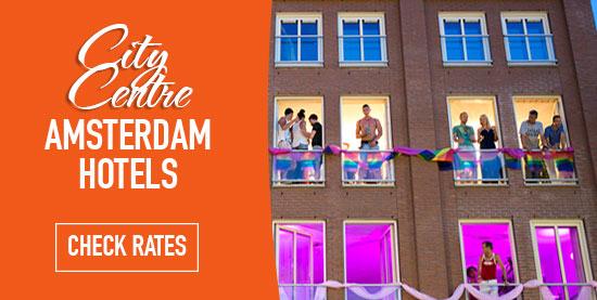 Amsterdam Hotel Deals