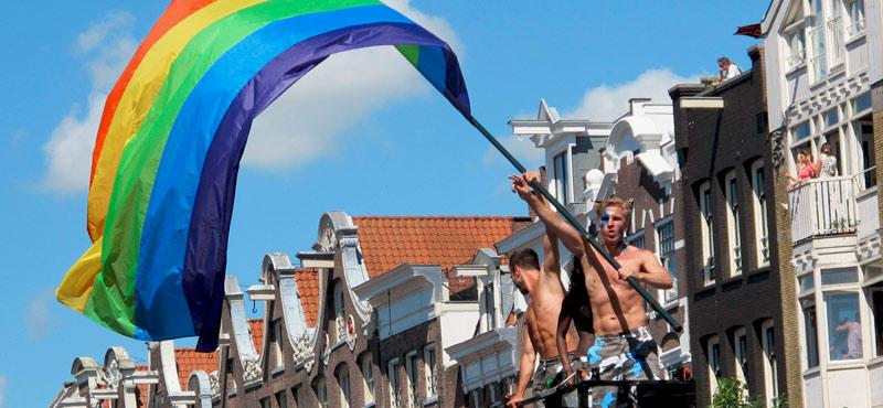 Gay Pride Amsterdam 2019 How Many Visitors